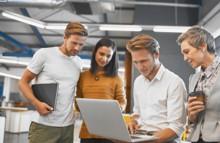 Olv Consultores SAS -Acompañamos a su empresa en el diseño y documentación de su modelo operativo, modelo de gobierno y preparamos a su personal para adopción de cambios tecnológicos.